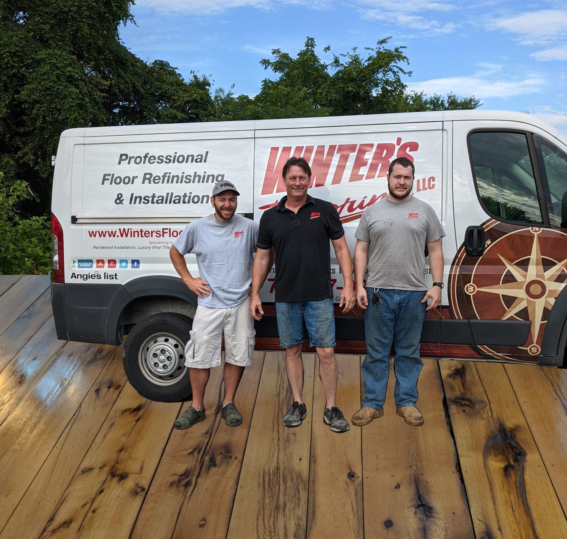 Winter's Flooring Team