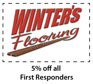 First Responders Coupon
